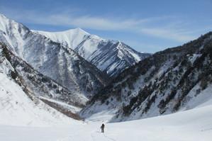 企画ツアー 針の木岳BC  4月14日